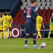 Nantes crée la sensation face à un PSG sans imagination