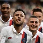 Pour son retour, Neymar sauve le Paris SG face à Strasbourg