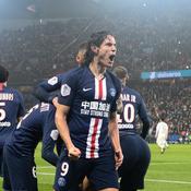 Le Paris SG relève la tête contre Bordeaux, mais perd Neymar