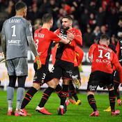 Au terme d'un derby de folie, Rennes renverse Nantes