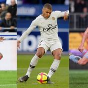 Lyon, Mbappé, Falcao : le debrief stats du week-end de L1