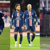 Lyon, Neymar-Mbappé, Villas-Boas : le debrief stats de la mi-saison en L1
