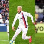 Lyon, Neymar, Mollet : le debrief stats du week-end de L1