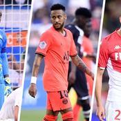 Mandanda, Neymar, Slimani : les stats à connaître avant la 9e journée de L1