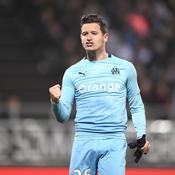 Florian Thauvin a inscrit un triplé contre Amiens