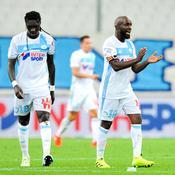 Marseille n'a pas gagné mais Diarra a joué