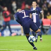 Kylian Mbappé face à Nantes