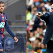 Mbappé : le Real de Zidane (plus que jamais) à l'affût