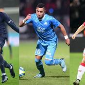 Mbappé, Payet, Ben Yedder : le debrief stats de la 16ème journée de L1