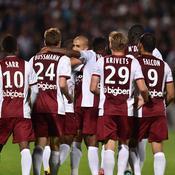 Metz attend de pied ferme le PSG