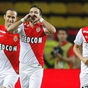Monaco remonte, Lille s'enlise
