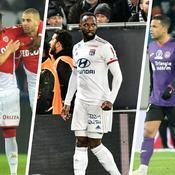 Monaco, Toulouse, Dembélé : le debrief stats du week-end de L1