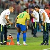 PSG : Neymar blessé et absent quatre semaines