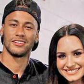 Neymar en couple avec Demi Lovato ?