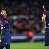 Neymar vexé et fâché par les sifflets d'une partie du Parc des Princes