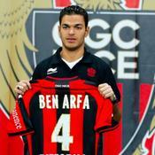 Nice calme le jeu autour de Ben Arfa