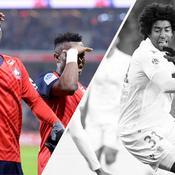 Tops/Flops Lille-Nice : l'attaque lilloise au top, la défense niçoise à l'agonie