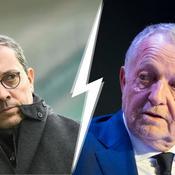Nouvelle guerre des mots entre Jacques-Henri Eyraud et Jean-Michel Aulas