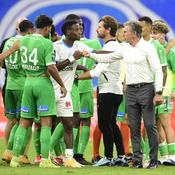 OM-Saint-Etienne : «gros échec» pour Villas Boas, «historique» pour les Verts