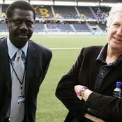 Diouf l'Africain, premier président noir d'un club de Ligue 1