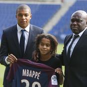 Kylian Mbappé-Wilfrid Mbappé