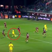 Le premier but de Kylian Mbappé avec le PSG