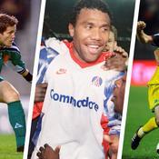 Mickaël Landreau, Antoine Kombouaré et Sylvain Armand