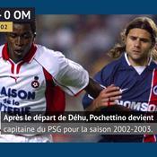 PSG-OM: les 6 Classiques de Pochettino