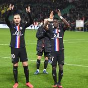 PSG, Rémy, Fofana : le debrief stats de la 23ème journée de L1