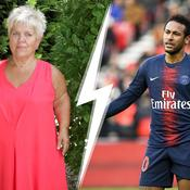 Quand Mimie Mathy tacle Neymar et son salaire