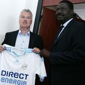 Recruté à l'OM en 2009 par Diouf, Deschamps salue «un homme d'esprit» et «de convictions»