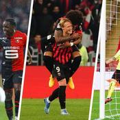 Rennes, Dolberg, Rajkovic : le debrief stats de la 28e journée de L1