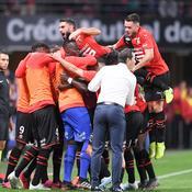 Joie Rennes -- 18 août 2019, 2e journée de Ligue 1