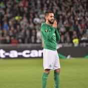 Ryad Boudebouz est à l'image de Saint-Étienne cette saison : en deçà de leur capacité