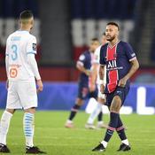 «Singe de merde» : ce qu'aurait dit Alvaro à Neymar lors de PSG-OM