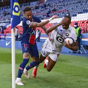 Suspendu deux matches après son coup de sang à Lille, Neymar s'en sort bien