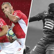 Tops/Flops de Monaco-Rennes : le duo Slimani-Ben Yedder frappe encore, Rennes à l'arrêt