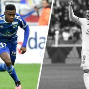 Tops/Flops Lyon-Strasbourg : Bellegarde a rayonné, Aouar a déçu