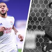Tops/Flops Lyon-Strasbourg : Memphis régale et dépasse Benzema, Thomasson déraille