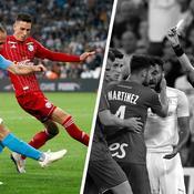 Tops/flops Marseille-Strasbourg : Germain répond présent, Amavi voit rouge