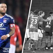 Tops/Flops Nîmes-Lyon : Memphis montre la voie, les Crocos voient rouge