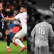 Tops/flops PSG-Montpellier :  Neymar au-dessus du lot, Bertaud voit rouge très tôt