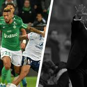 Tops/flops Saint-Etienne – Lyon : l'activité de Bouanga, l'OL n'y arrive pas