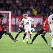 Marco Verratti face à Rennes dimanche dernier