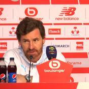 Villas-Boas: «Après les Galacticos du PSG, l'OM est la meilleure équipe de L1»