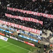 «Vous êtes la honte de Marseille» : Le Vélodrome exprime sa colère lors du match contre Monaco