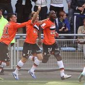 Lorient héroïque contre Ajaccio