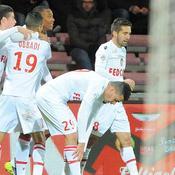 Monaco garde le rythme