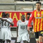Rennes met fin à la disette et enfonce Lens