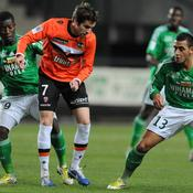 Benjamin Corgnet Saint-Etienne - Lorient